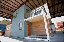 Prefab modular steel container home for sale