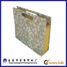 Wholesale Cheap Decorative Vertical Paper Expanding File Folder