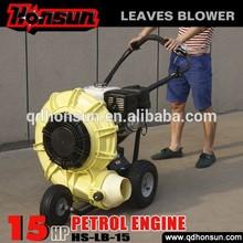 Europe standard CE EPA certificate garden tools 13hp Honda motor promotional garden leaves blower gasoline