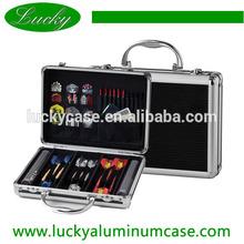 light weight aluminum Dart Display Box