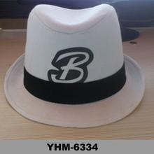 Custom Made Fedora Hats Wholesale/Panama Hat