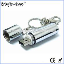 USB with keychain, keychain usb (XH-USB-066)