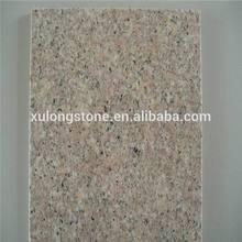 China Natural Rose Pink granite for decorative