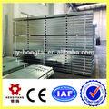 perfiles de acero galvanizado para placa de yeso partición