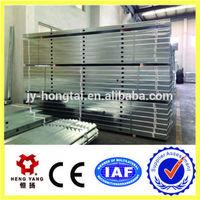 galvanized steel profiles for gypsum board partition