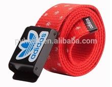 Fashionable Netural Canvas Belt