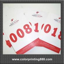 color printing any card printing playing card
