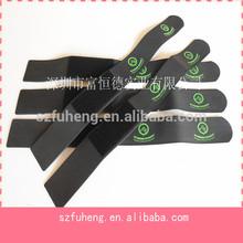 Custom printed Alpine velcro ski straps/nylon ski bindings
