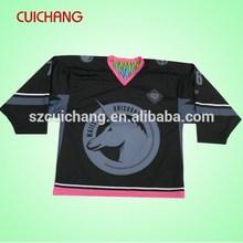 Custom hockey jersey&european hockey jersey&wholesale blank hockey jersey cc-034