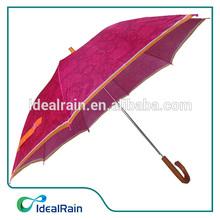 Full Overall Print Rain Umbrella