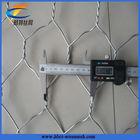 Anping Hexagonal mesh Galvanized Gabion box price (20 years factory)