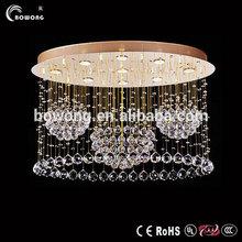 modern crystal chandelier ,led chandelier modern lighting stock promotion