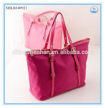 Large capacity woman handbag waterproof shoulder bags