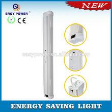 rotatable adjustable 45 CM AC DC solar energy saving emergency light tube