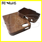 2014 high quality cheap and real wood phone case for iphone4/4s
