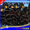 No hay mezcla no sintéticos primas europeas armadura del pelo peinados 2015 puede ser teñido& blanqueada color de pelo natural