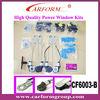 high torque 12v dc power window motor with universal car electric 2-door and 4-door