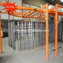 aluminium profile automatic powder coating production line