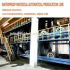 DYZ-500 SBS waterproof membrane roll bitumen plant