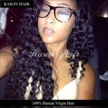Stock Virgin Brazilian Hair 140% Density Full Lace Human Hair Wigs Hairstyles For Black Women