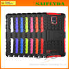 New Shockproof case for Samsung Note 4 cases with stand mobile phone case for Samsung note 4
