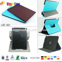 stylish protective pu leather case for ipad mini case for ipad2/3/4/5