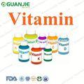 A vitamina c& peptídeo colágeno de peixes pó