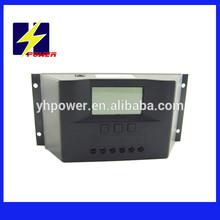 30A pwm 12v 24v 48v street light controlller factory solar power controller with led indicator