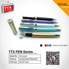 2015 Hot roller pen, high quality black and blue gel pen