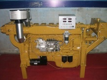 2015 factory Supply cheap 4 stroke water-cooled,direct injection 80-225kw/Ricardo R105 marine engine