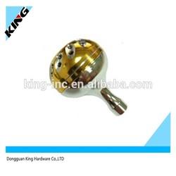 Customized fishing reel power handles knob