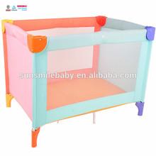 color baby sleeping crib cot bed