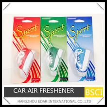 trainer sport shoe car hanging air freshener