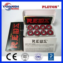 Super speed and precision ball bearing of reds bones bearings from china