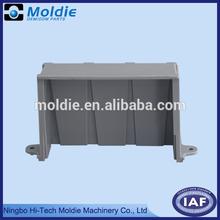 Low cost custom plastic electrical box