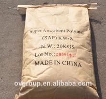 Poly (acrylic acid ) sodium salt Super Absorbent Polymer