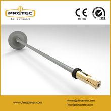 ChinaPretec DIN975/976 bar steel bar threaded bar connectors