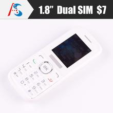 china dual sim cheap phone mobile 6$