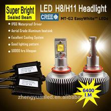 2014 hiway h11 led car headlight kits car led tuning light