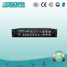 DSPPA MP1010U 350W 6 zones MP3 /FM mixer amplifier mixer