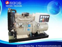 New type 15KW-180KW Weichai Ricardo power generat without fuel