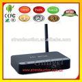 Caja de la TV inteligente RAM 2 G / 16 G incorporado Bluetooth Quad Core Android TV Box RK3188 modelo : K-R42