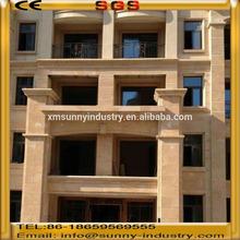 Nice natural yellow sandstone