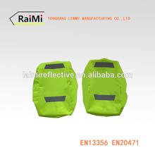 hi vis reflective safety backpack cover
