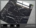foshan negro azulejo porcelánico esmaltado se ve como el mármol
