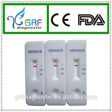 CE Marked Medical diagnostic dengue rapid test kit