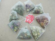 Herbal Beautiful Flower individual label tea bag silmming tea