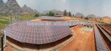 thin pv film flexible amorphous silicon solar panel