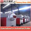 1.25mpa 4t single drum chain grate coal fired steam boiler