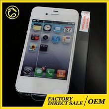 Ylx Super Quality 100% Genuine Explosion Proof Aluminum Home Button Sticker For Iphone 4 4S